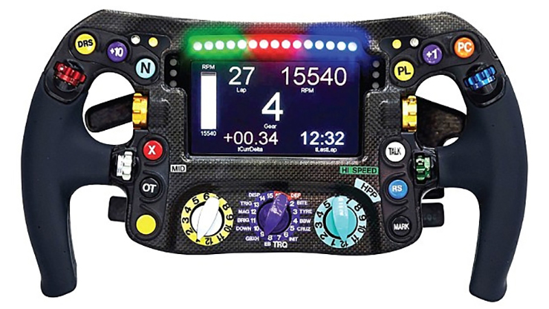 Lewis Hamilton 2016 Steering Wheel