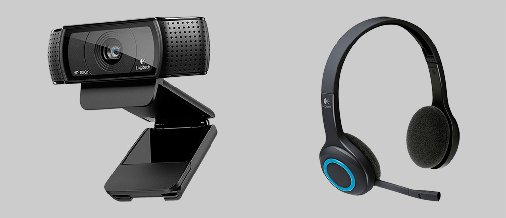 Review: Logitech C920 HD Webcam & H600 Wireless Headset | myBLOG ...