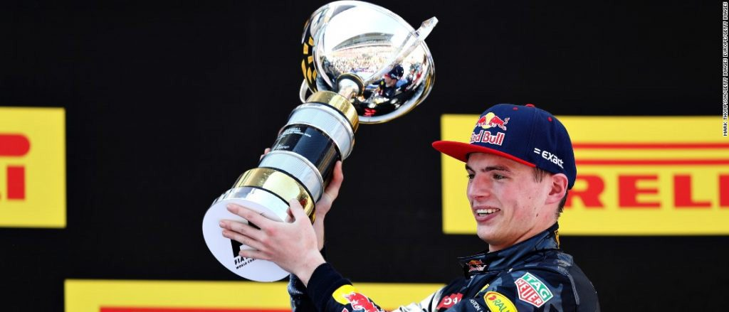 Max Verstappen Wins Spanish Grand Prix