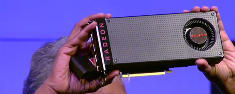 AMD Radeon RX-480