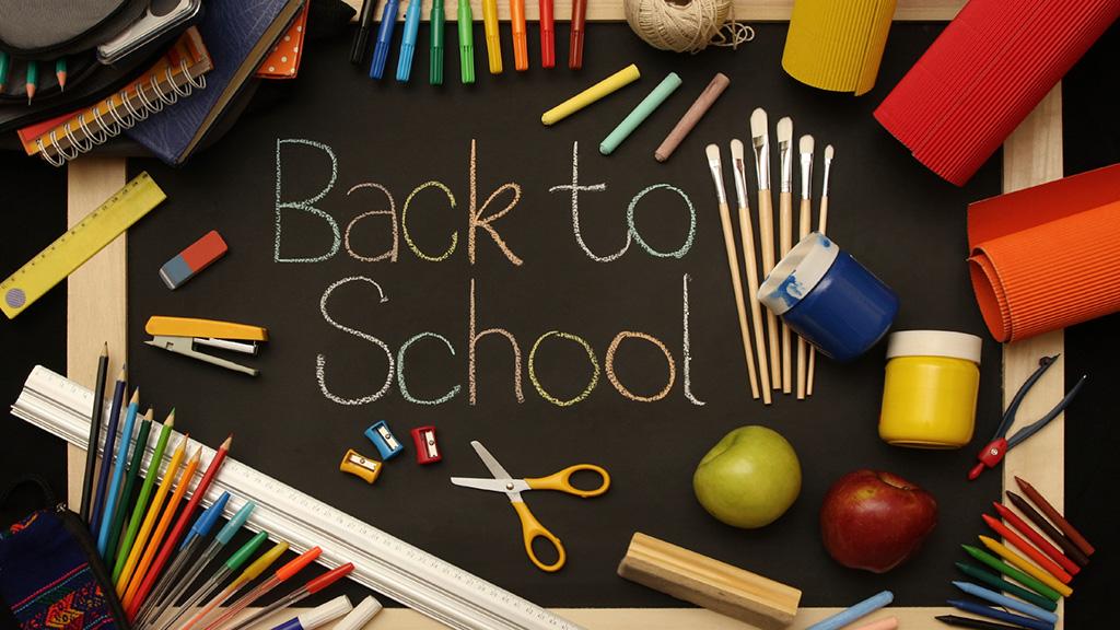 Back 2 School 2018