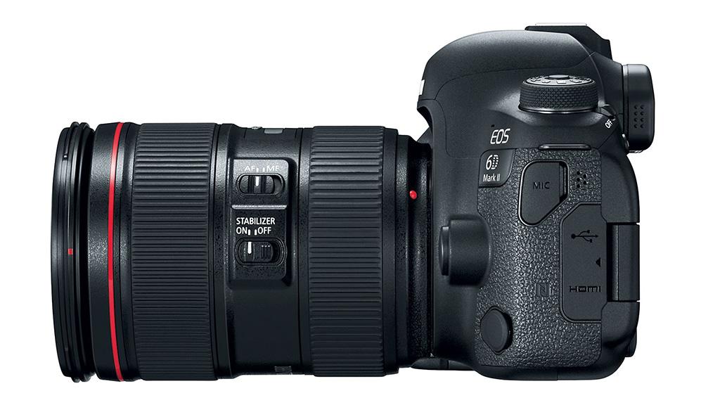 Canon EOS 6D mk II (Full Frame)