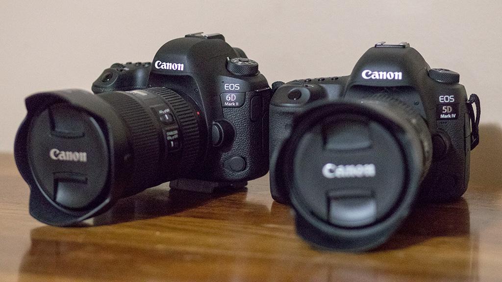 Canon EOS 5D4 & EOS 6D2