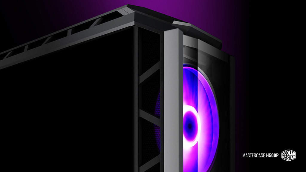 Coolermaster Mastercase H500P