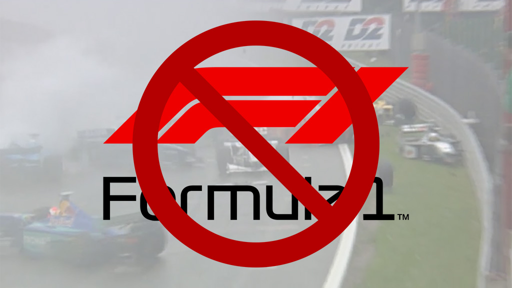 I have Canceled My F1 Subscription