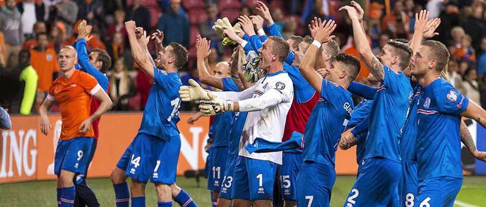 Iceland Victorious Over England In Euro 2016