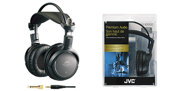 JVC HA-RX900 Headphones