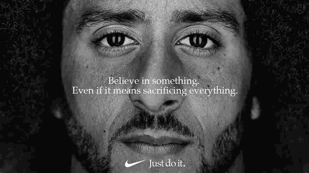 Nike's Colin Kaepernick Advert
