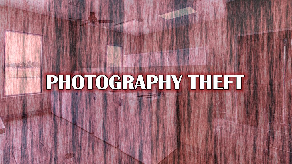 Photography Theft