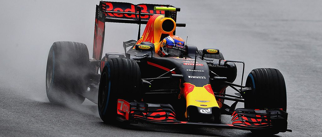 Max Verstappen Wins Brazilian Grand Prix, 2016